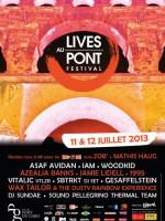 Festival Lives au Pont