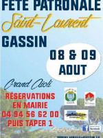 Fête patronale de Gassin