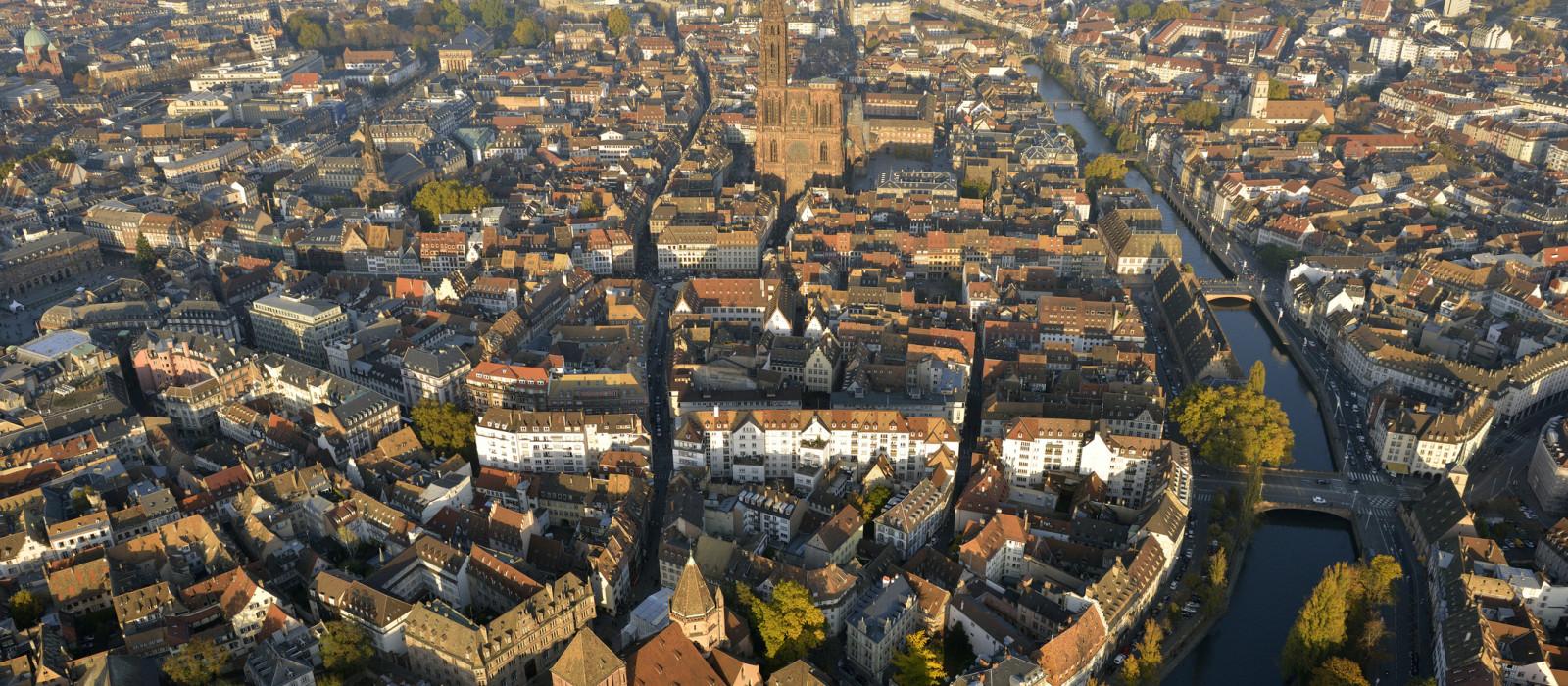 Un week-end à Strasbourg