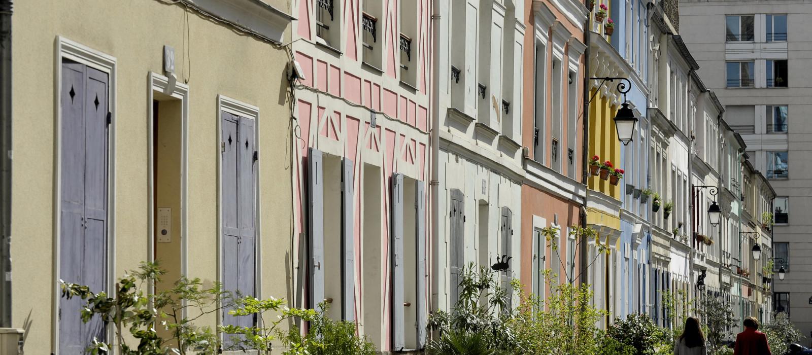 Les 5 rues les plus insolites de Paris