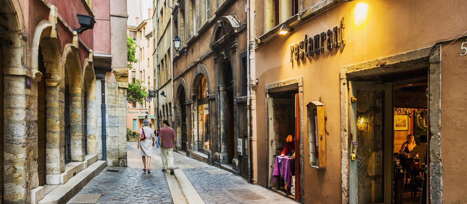 Balade au coeur du vieux Lyon