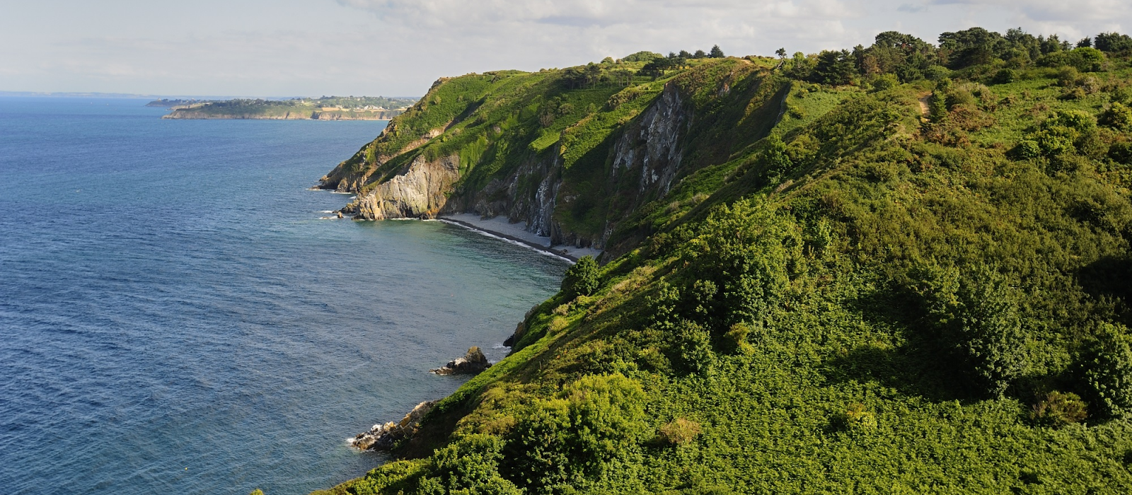 À l'assaut des plus hautes falaises de Bretagne