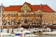 Appartement Port Guillaume / 4 personnes / 2 pièces / 1 chambre / 35 m2