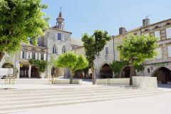 Bastide de Monflanquin et son musée