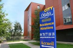 Appart'hôtel Odalys Bioparc