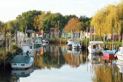 Balades fluviales sur la Gironde