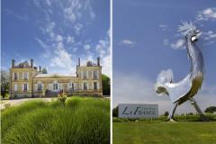 Gîte du Château La France