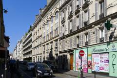 Rue de la Pierre-Levée