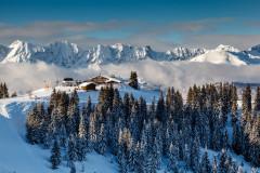 Skier à Isola