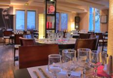 Restaurant de l'hôtel les Bords de Seine