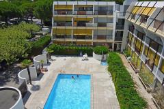 Appartement Les Terrasses du Ponant / 4 personnes / 1 pièce / 1 chambre / 25 m2