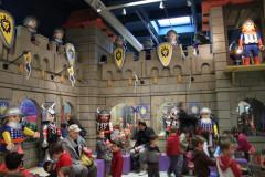 Pique-nique gourmand au Fun Park Playmobil®