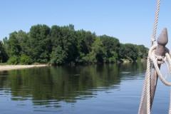 Balade sur la Loire au départ de Saint-Dyé-sur-Loire