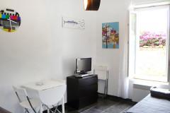 Appartement Les Calanques II / 3 personnes / 2 pièces / 1 chambre / 21 m2