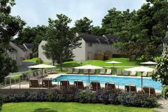 Appartement Domaine de la baie d'Audierne / 4 personnes / 3 pièces / 1 chambre / 32 m2