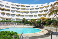 Appartement La Calypso / 6 personnes / 3 pièces / 2 chambres / 55 m2