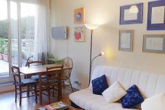 Appartement La lanterne / 4 personnes / 2 pièces / 1 chambre / 31 m2