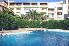 Appartement Savanna Beach I / 6 personnes / 4 pièces / 3 chambres / 53 m2