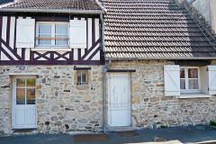 Maison La Rose Trémière / 6 personnes / 3 pièces / 2 chambres / 60 m2