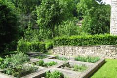 Jardins du musée J.F. Oberlin