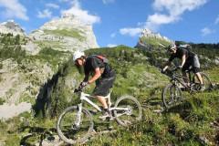Le Grand Bornand à vélo