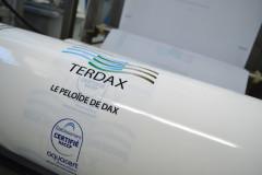 Centre de production de boue thermale Terdax