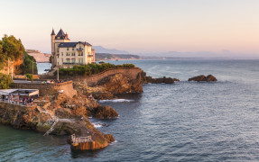 Un week-end à Biarritz