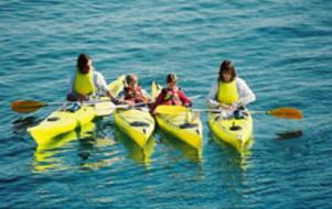 Aleoutes Kayak
