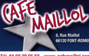 Le Café Maillol