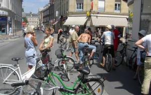 Amiens à vélo