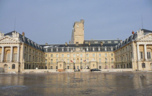 Le Palais des Ducs et des États de Bourgogne