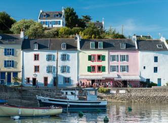 Belle-Île-en-Mer, Sauzon