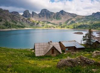 Les plus beaux paysages du Mercantour