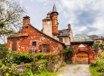 Les plus beaux villages de Corrèze