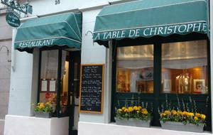 La table de Christophe