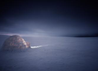 Où dormir dans un igloo en France?