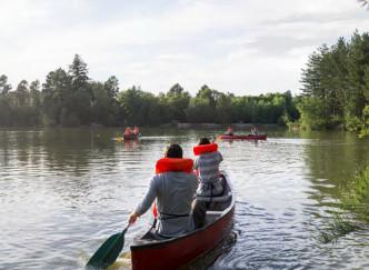10 bonnes raisons de choisir un village Center Parcs pour le week-end