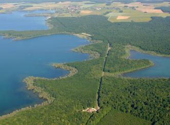 Les Grands Lacs de la Forêt d'Orient