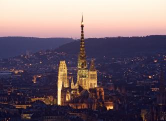 Cinq façons de découvrir Rouen