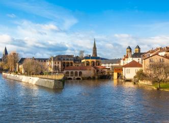 Cinq lieux incontournables à voir à Metz