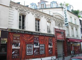 Rue de la Gaité