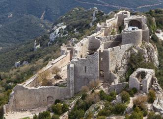 À la conquête du Sentier Cathare