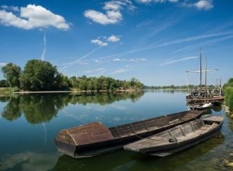 Balade insolite sur la Loire