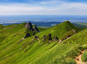 GR30 - Le tour des lacs et des volcans d'Auvergne
