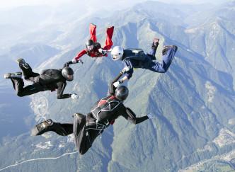 5 sports aériens pour flirter avec le vide