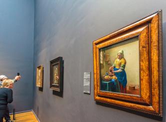 Derniers jours pour profiter de l'expo Vermeer au Louvre !