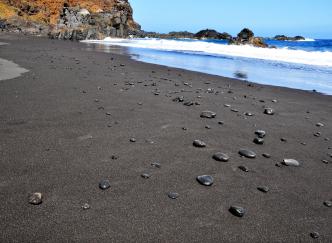 Les plus belles plages de sable noir