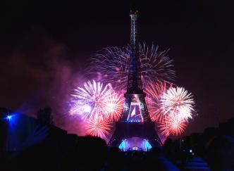 14 Juillet : Les plus beaux feux d'artifice !
