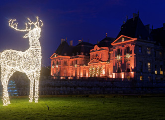Noël à Vaux-le-Vicomte: une parenthèse enchantée