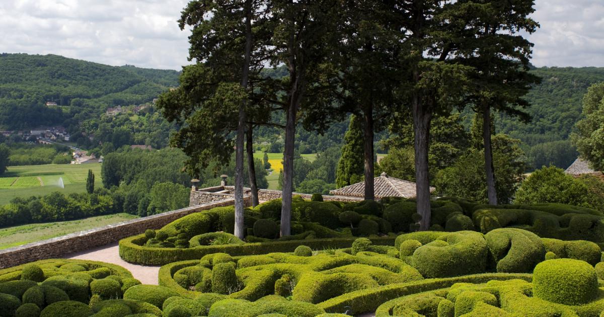 Les plus beaux jardins la fran aise for Jardin 0 la francaise